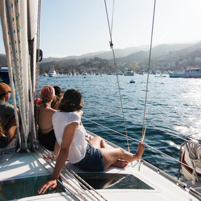 Sailing Program For Mothers And Daughters