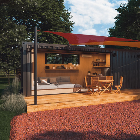Containerly Cabin