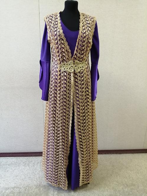 Женский восточный костюм