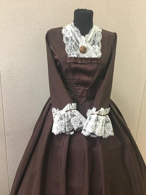 Платье, XIX в.