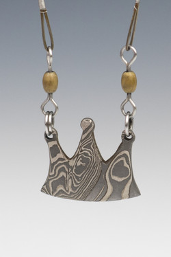 Kings Crown necklace