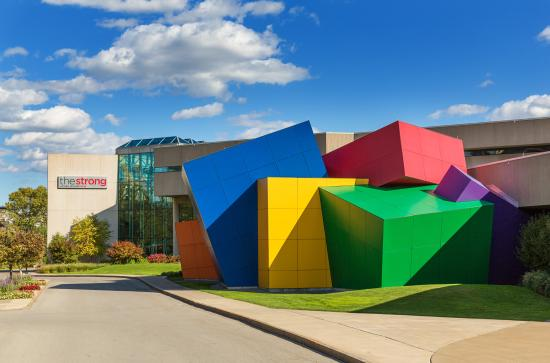 The Strong museum,The museum of play