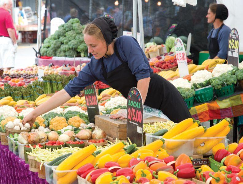 St. Jacobs Farmers Market מאת חוה