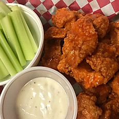 Boneless Chicken Wings/Regular