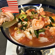 Shrimp Cocktail (Large)