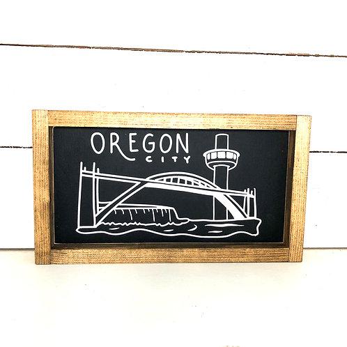 Oregon City Arch Bridge