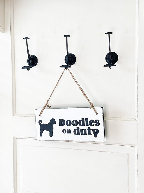 Doodle or Doodles on Duty