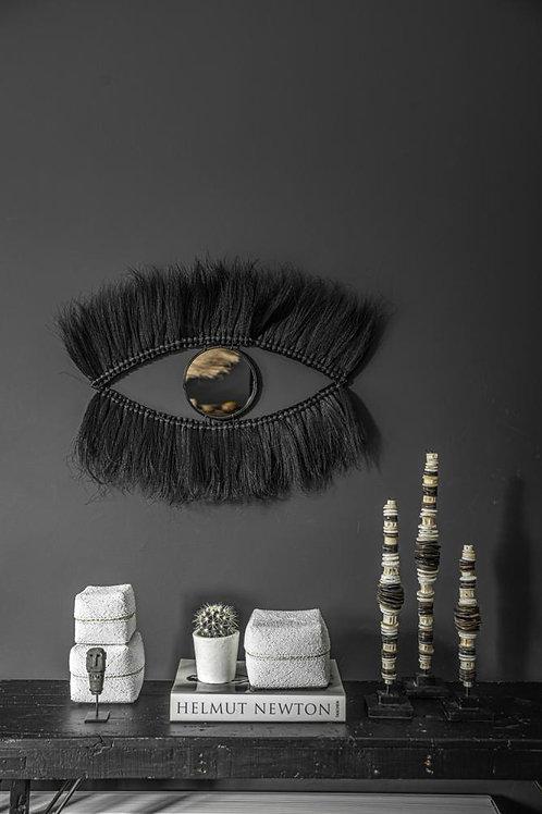 Le miroir des yeux noirs