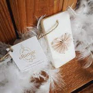 Parfums à suspendre fleur de coton avec origami