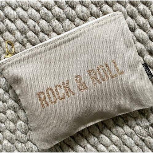 Pochette rock and roll