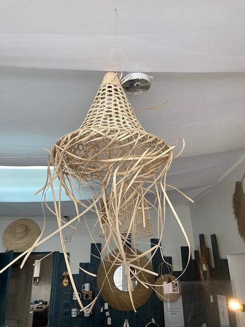 Lustre avec filain de branchement