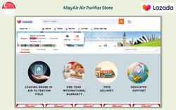 MayAir Store - Lazada Singapore