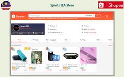 Sports SEA Store - Shopee Singapore