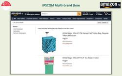 IPSCOM O2O - Amazon Singapore