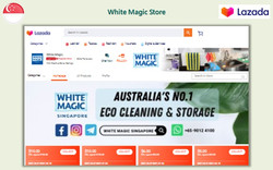 White Magic Store - Lazada Singapore