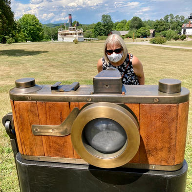 Looking for Adventure at Shelburne Museum