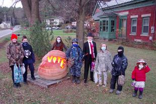 Neighborhood Halloween 2020