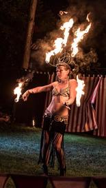 CIrque de Fuego Backyard Entertainers