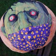 Masked Pumpkins
