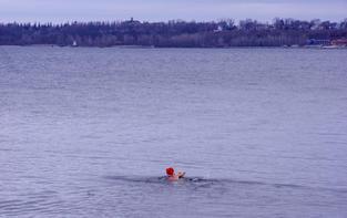 Brrrlington Winter Dip