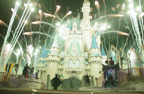 Disney Villains Final Night