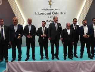MÜSİAD İnnovatif Firma Ödülü