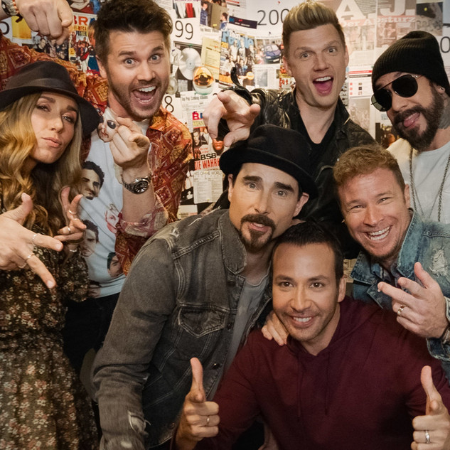 We Love … Michael Jackson / Backstreet Boys / Boybands