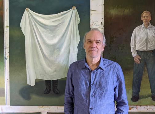'A fairly indeterminate space': The art of Graeme Drendel