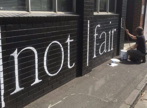 Melbourne's 'Not Fair' Art Fair 2017 - An exercise in artist branding or a bold, new experiment