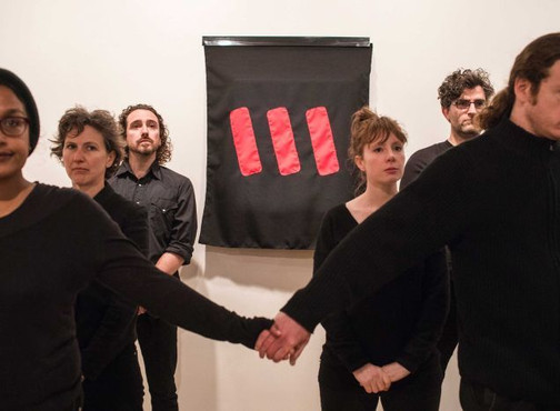 Being true has its price:NGV Wilson Security protestors inadvertently risk funding of leftist art