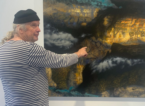 Where nature begins: The art of Neil Taylor