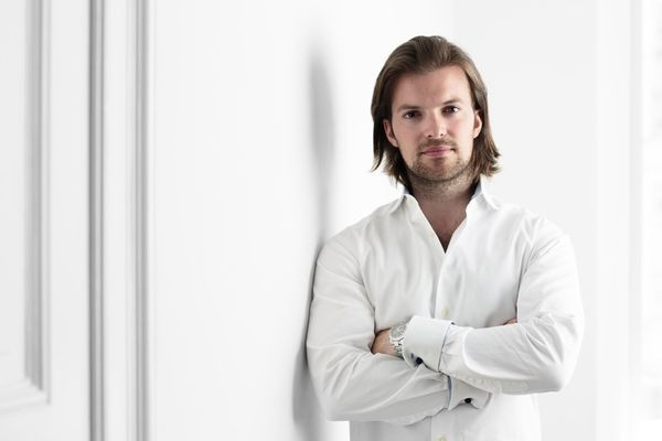 Magnus Resch, author of the controversial Management of Art Galleries (Photo: Bloomberg Pursuits 2015)