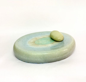 Spring Frost Grinding Stone