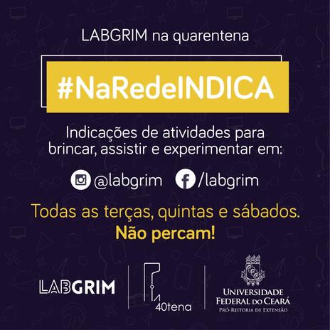 #NaRedeINDICA