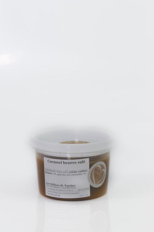 Caramel au beurre salé 250gr