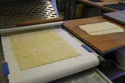 Petite flûte au fromage