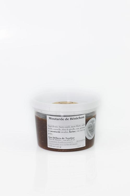 Moutarde de Bénichon 250gr