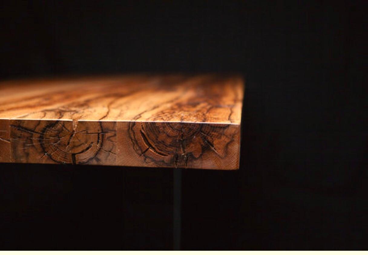Altholz Tische aus Eiche von Holztischwerk