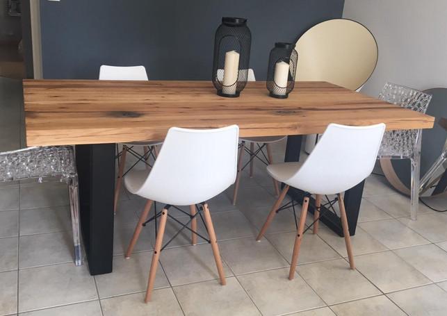 Holztischwerk Wohnbeispiel