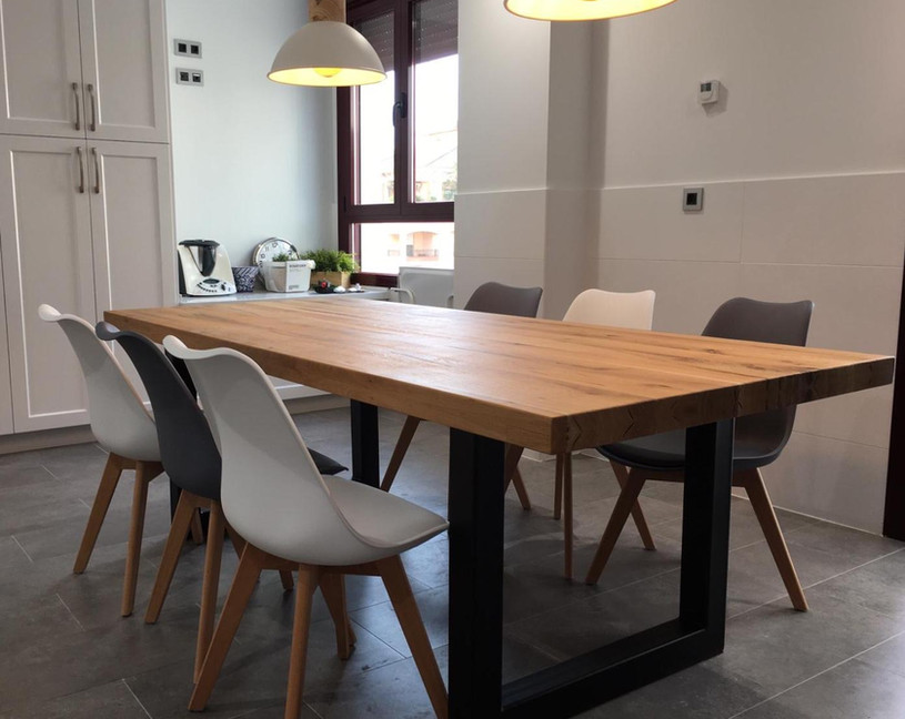 Holztischwerk Küchentisch