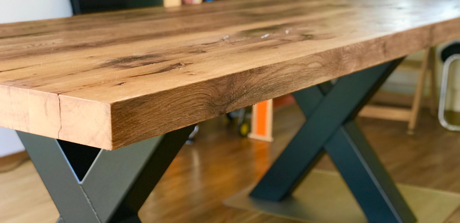 Holztischwerk Eichen Tisch