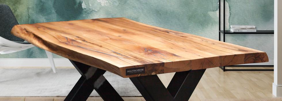 Holztischwerkd Designtisch