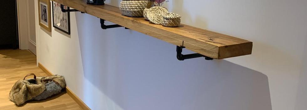 Holztischwerk Sideboard
