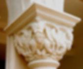 capitello in Pietra Leccese