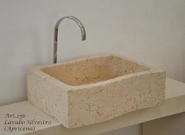 Lavorazioni in pietra leccese carparo tufi lavelli in marmo - Lavandino esterno pietra ...
