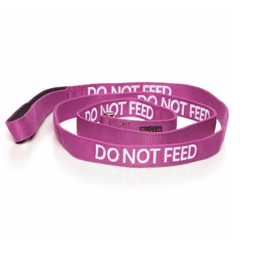 Do Not Feed Dog Lead
