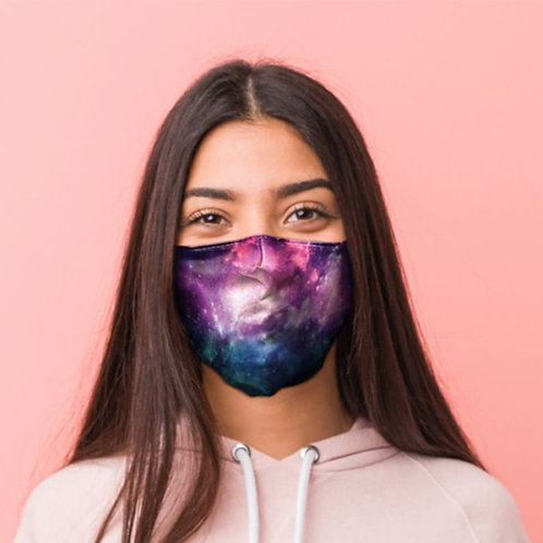 Adult Face Covering -Starry Night