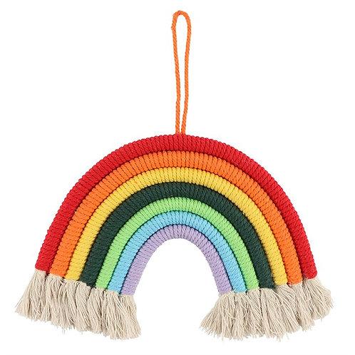Hanging String Rainbow