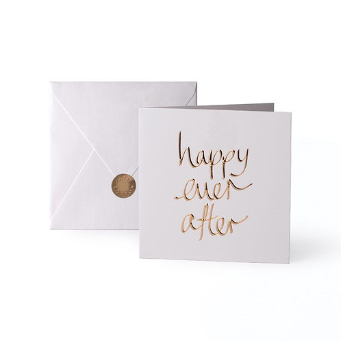 KL Card Happy Ever After