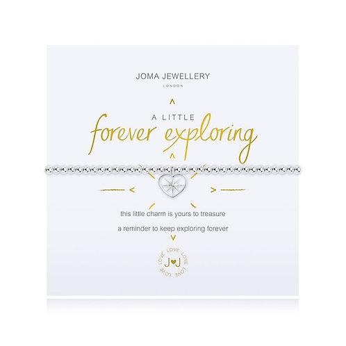 Joma Bracelet - Forever Exploring